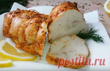 Пастрома из Куриной Грудки в Домашних Условиях - 2 Рецепта с Фото