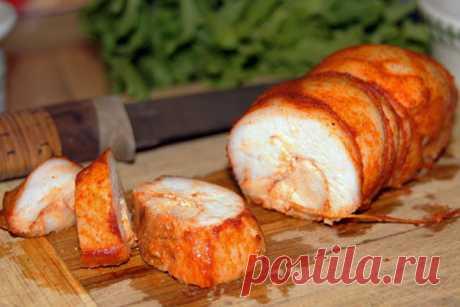 Куриная пастрома — Кулинария для всех