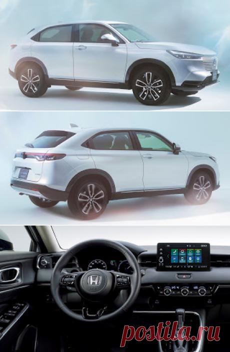 Новый гибридный внедорожник Honda HR-V 2021 года: раскрыты новые детали дизайна. Новый компактный внедорожник Honda HR-V третьего поколения получает гибридные силовые агрегаты в стандартной комплектации