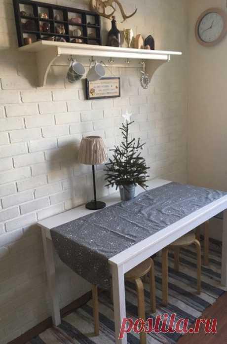 5 примеров, как самый дешевый обеденный стол из Икеа Ингу сделали красавцем! | Какую кухню купить? | Яндекс Дзен