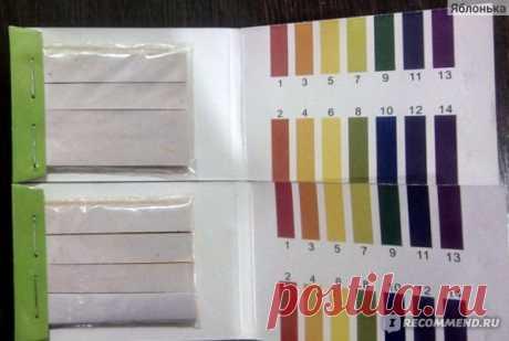 Индикаторная бумага Aliexpress 80 Strips Full Range PH Alkaline Acid 1-14 Test Paper Water Litmus Testing Kit 1FET - «~Вспомним уроки химии вместе с лакмусовой бумагой. В помощь школьнику и взрослой тёте. Фото-проверка в деле.~»   Отзывы покупателей