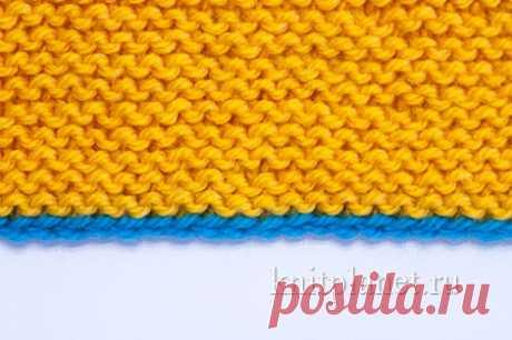 Набор петель крючком позволяет получить красивый край в виде косички.  Он может использоваться в качестве временного набора. В этом случае можно продолжить вязание с другой стороны или одинаково оформить начало и конец вязания например, у шарфа. Фото и видео по вязанию.