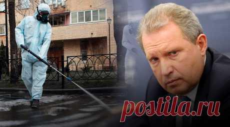 Число госпитализированных с вирусом в Москве не увеличивается   Листай.ру ✪
