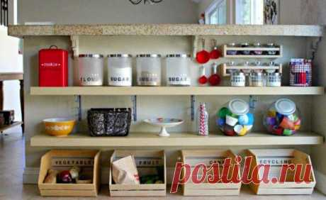 10 Kitchen Organization Ideas You Wish You Had - DealCage In any home, the kitchen is where people tend to congregate. It's where the family can connect, discuss their day, and even let off a little steam now and again. Unfortunately, it's also the one room in the home that can get completely out of control if not given enough attention. The entire house could [...]