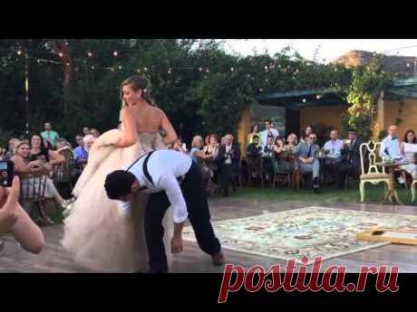 Магия свадебного танца