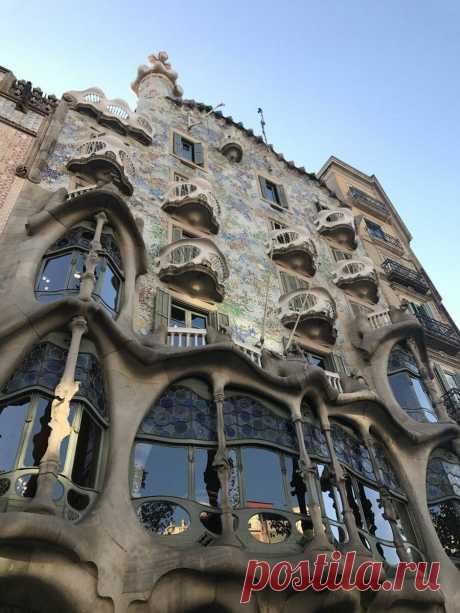 Каса Мила, Барселона