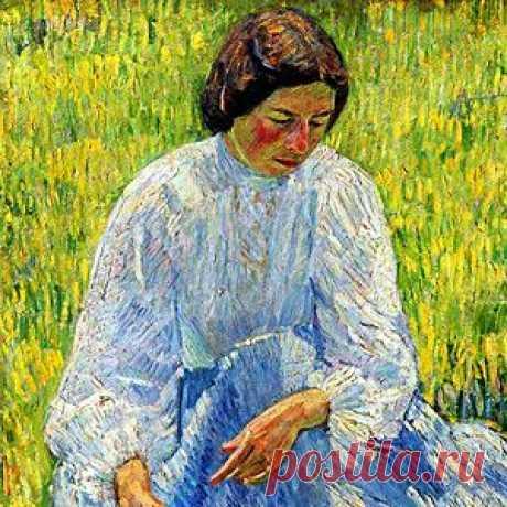 Роберт Фальк Елизавета Потехина, первая жена Фалька, училась вместе с ним в Московском училище живописи, ваяния и зодчества. Они прожили вместе 11 лет.