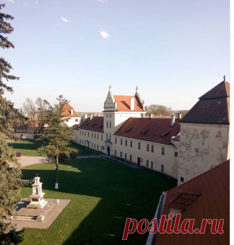 Достопримечательности Львовской области.Посещаем идеальный средневековый город – Жолкву.