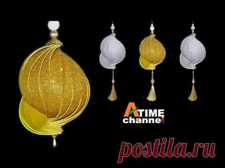 Easy diwali decoration ideas l diwali hanging decorations l Diwali home decoration l diwali craft