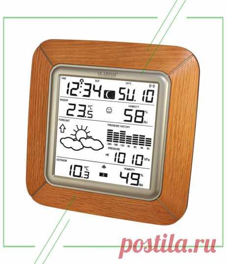 ТОП-7 лучших метеостанций для дома