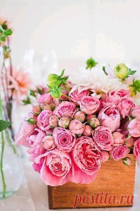 Цветы))