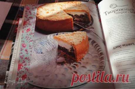El pastel caseoso con la amapola de Julia Vysotsky. Los ingredientes: el requesón, el tormento, la leche | el Sitio oficial de las recetas de cocina de Julia Vysotsky