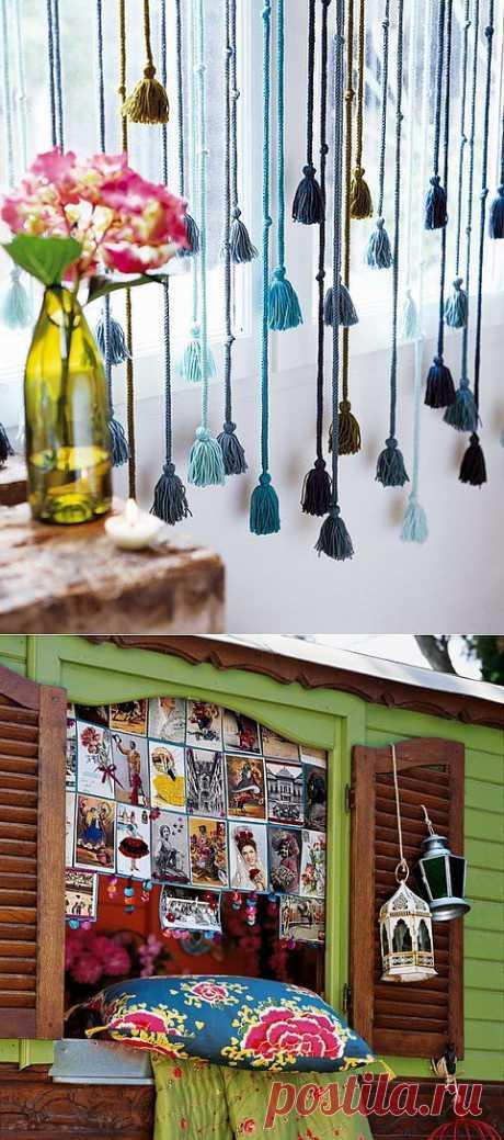 (+1) тема - Необычные шторы, которые поразят воображение ваших гостей | МОЯ КВАРТИРА