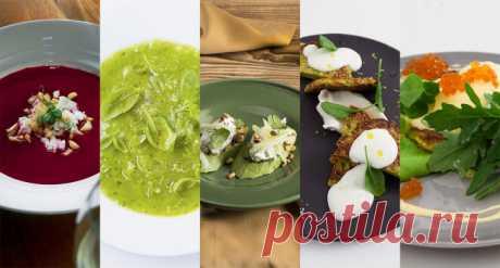 13 рецептов с кабачками – «Еда»