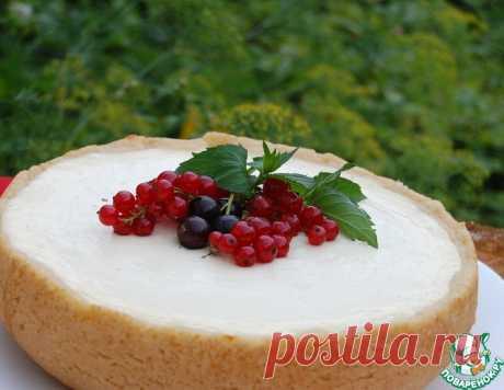 Финский творожный пирог в мультиварке – кулинарный рецепт