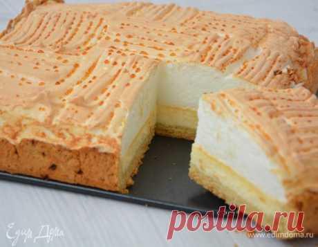 Пирог «Слезы ангела». Ингредиенты: мука, сливочное масло, яйца куриные