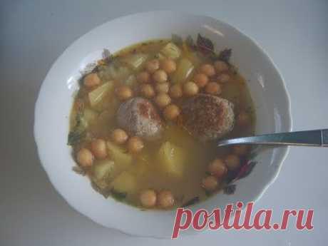 Суп с булгуром. Маринкины творинки
