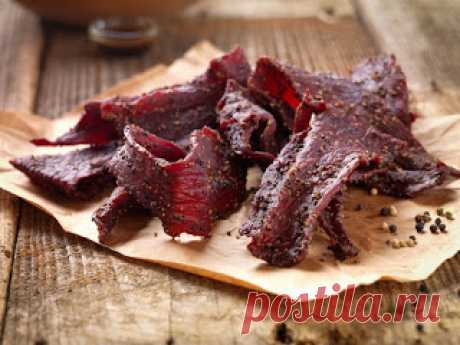 Las recetas más sabrosas: Dzherki de la carne de vaca