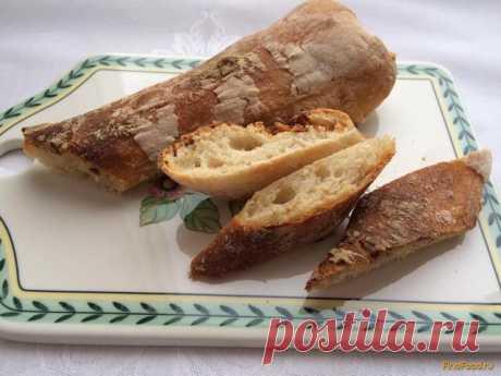 Стирато итальянский хлеб рецепт с фото Вкусный рецепт приготовления стирато итальянского хлеба в домашних условиях. Стирато итальянский хлеб рецепт с фото по шагам