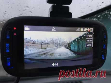 El videoregistrador bueno: el regalo de Año Nuevo, a que será contento cualquier conductor - el Mostrador - la Automirada