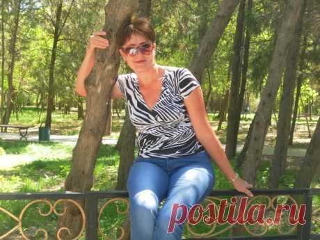 Татьяна Эргешова
