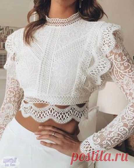 Невероятно красивые идеи блузок для праздничного вдохновения