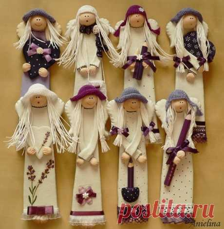 (8) Gallery.ru / Фото #1 - Очаровашки куколки магниты - KaramelkaN