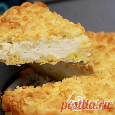 Сливочный Пирог- Суфле! Creamy Pie - Soufflé - пошаговый рецепт с фото на Готовим дома