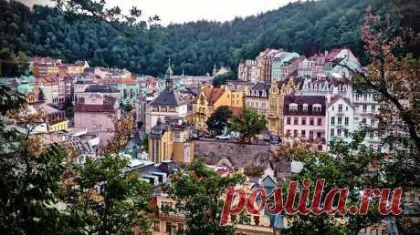Уникальная туристическая Чехия