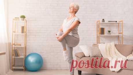 Определены самые важные тренировки для пожилых людей