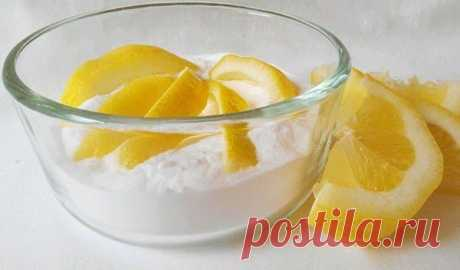 Лимон и пищевая сода: чудотворная противораковая комбинация! - Успешная женщина