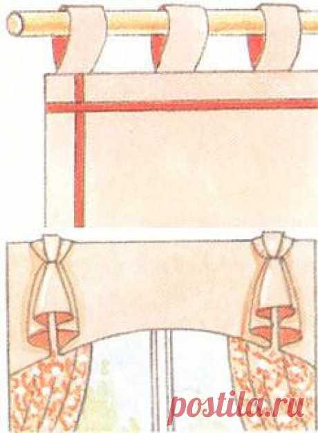 Терминология и способы драпировки штор от А до Я... Иллюстрированный свод терминов... очень много иинтересно....