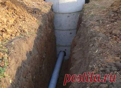 На какую глубину закапывать канализационную трубу: глубина прокладки канализационной трубы в частном доме, глубина укладки, залегания, закладки труб, фото и видео примеры