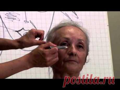 Омолаживающий макияж. Жанна Сан-Жак.