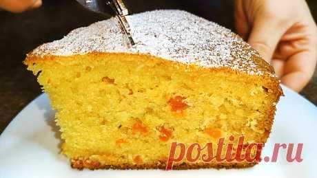 Это не манник! Творожный пирог за 10 минут+выпечка! Мягкий и очень вкусный | Ольга Лунгу | Яндекс Дзен