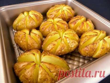 Простой картофель, который вам захочется попробовать сразу Розыгрыша подарков