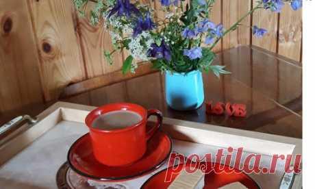 Кофейный поднос из керамической плитки своими руками, или Подарок дорогому другу