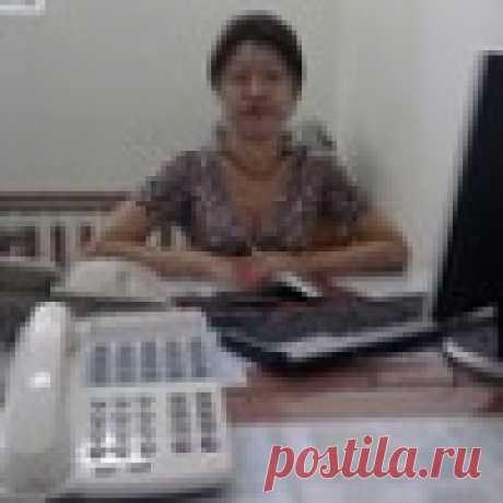 Гульмира Рыскелдиева