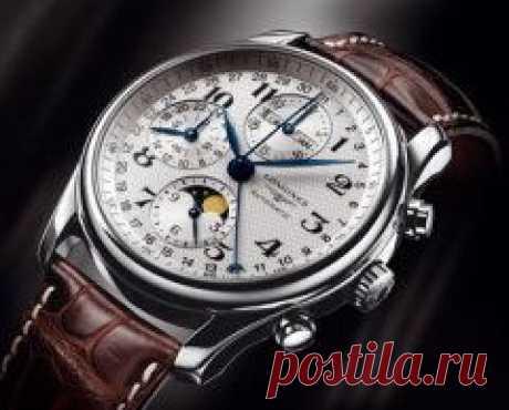 Сегодня 27 марта в 1893 году Часовая фирма Longines зарегистрировала свой логотип