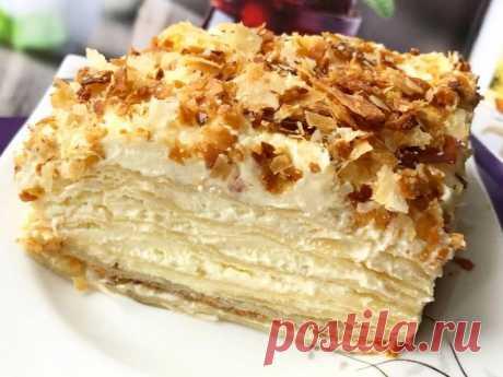 Крем для торта, пирожных и десертов: четыре очень старых рецепта   Рекомендательная система Пульс Mail.ru