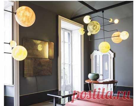 Звёздное небо в дизайне интерьера - Дизайн квартир с фото Vdizayne.ru