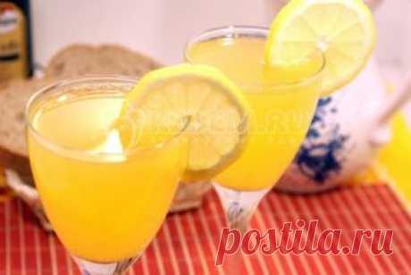Домашний лимонад – Рецепты домашнего лимонада. Как приготовить домашний лимонад