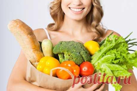Диета при холецистите: опасные и полезные продукты