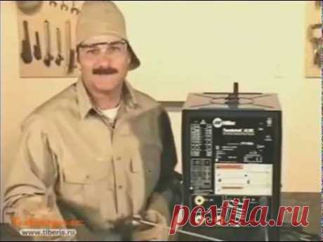 Bases of arc welding (the Russian postscoring) part - 1