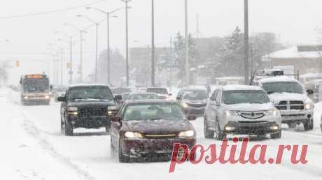 Как правильно ездить зимой: советы эксперта