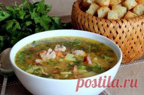 5 самых вкусных зимних супов!