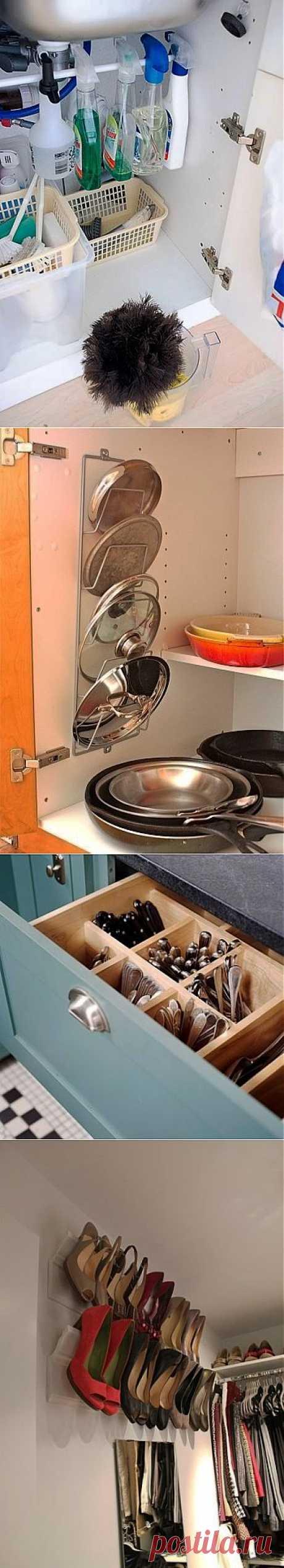 Полезные советы хозяйкам для всего дома.