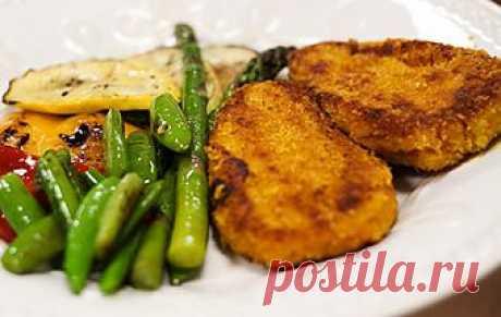 Постные морковные котлеты / Блюда из моркови / TVCook: пошаговые рецепты c фото