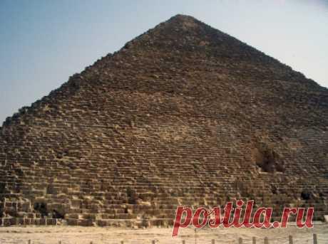 La forografía de las pirámides egipcias del cosmos ha sorprendido a los astronautas - МИР24