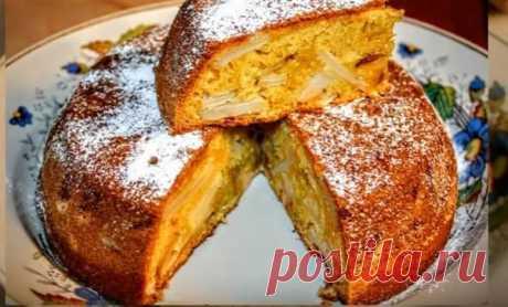Идеальное тесто для шарлотки: какое самое вкусное   Юлия Высотская   Яндекс Дзен